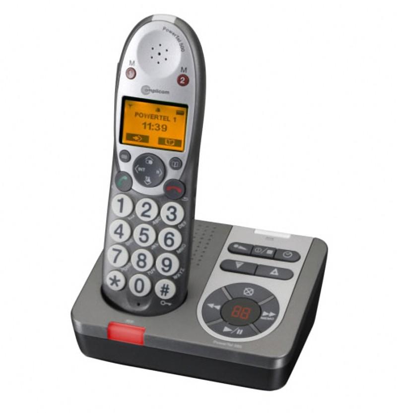 Amplicom PowerTel 580 DECT Cordless Phone