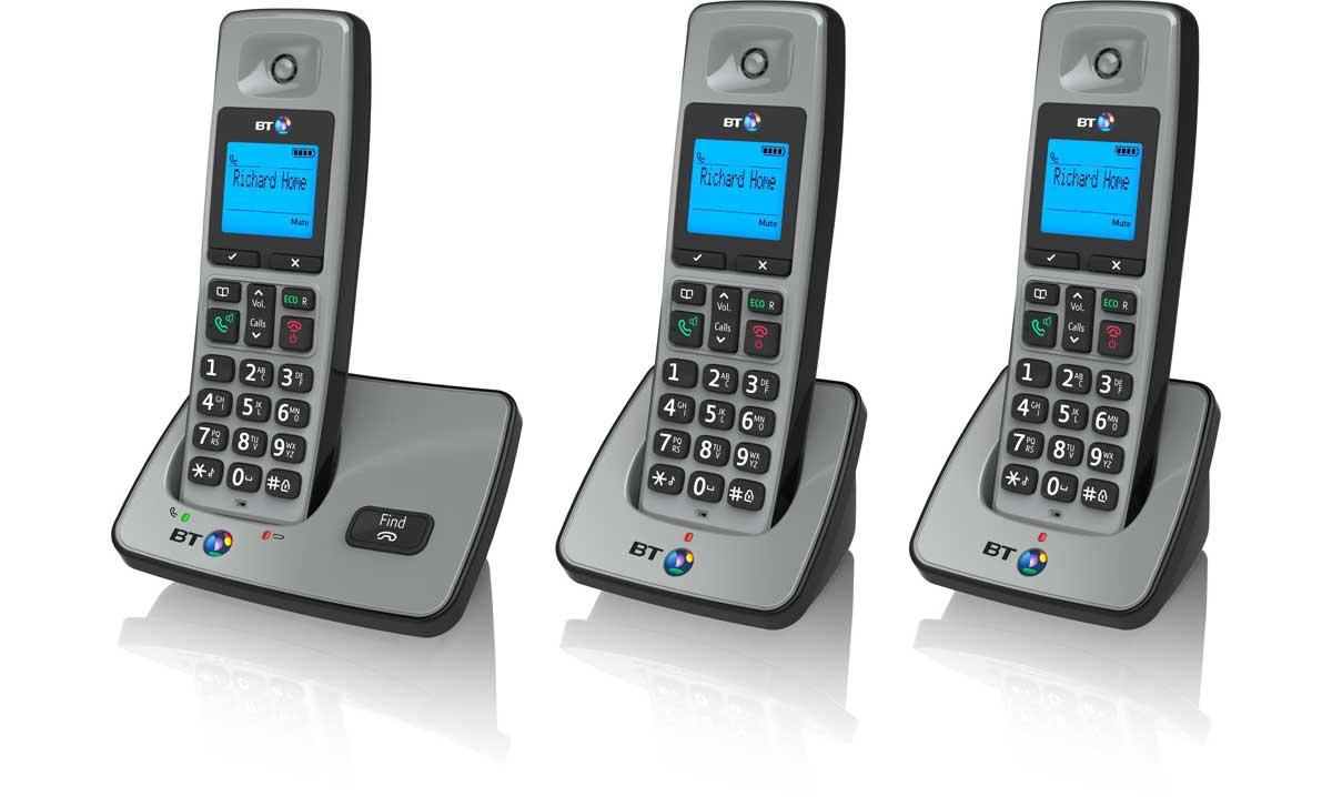 BT 2000 Cordless Phone  Telephones
